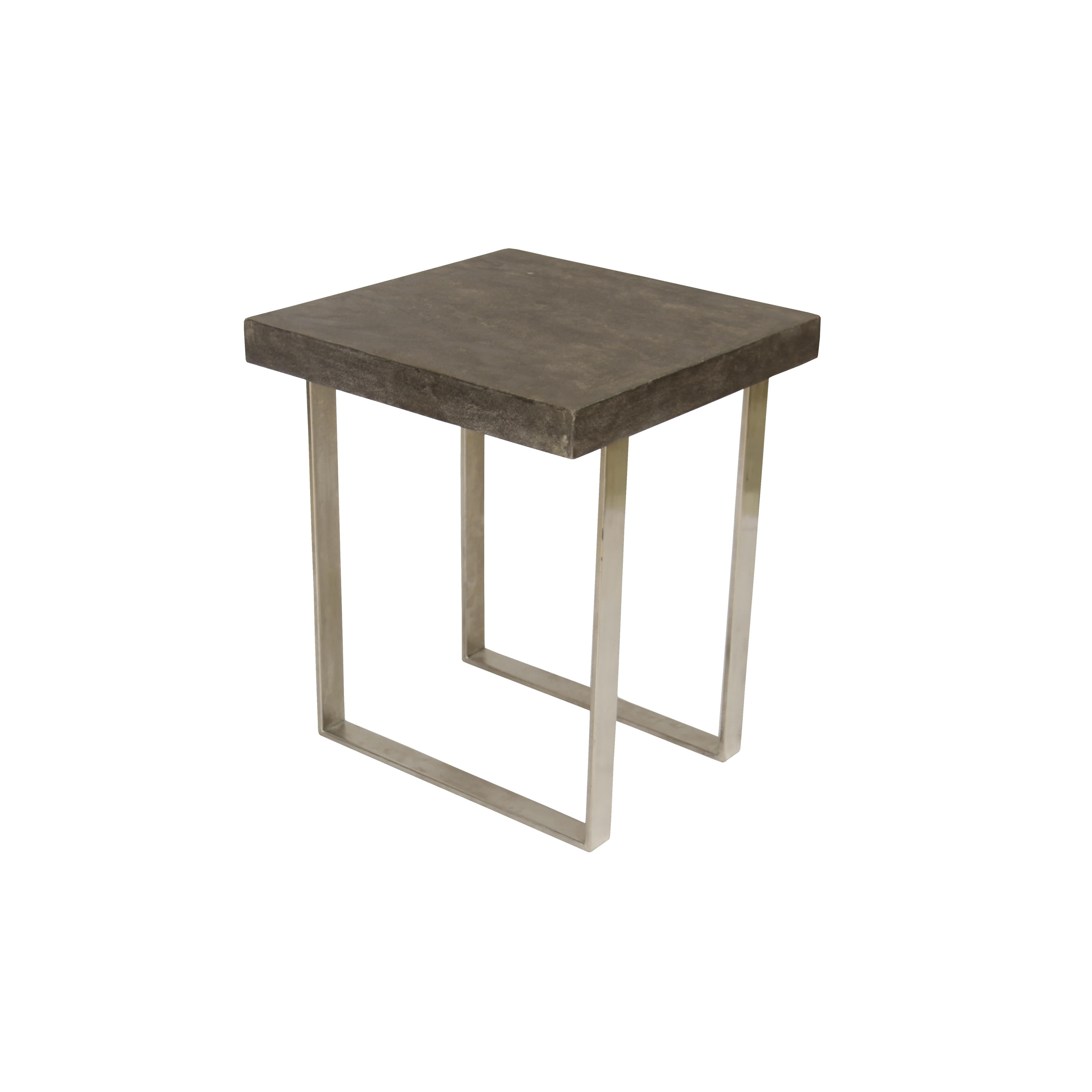 Coast to Coast Imports Jadu Accents Square End Table - Item Number: 63101