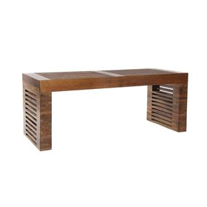 Coast to Coast Imports Jadu Accents Wooden Bench
