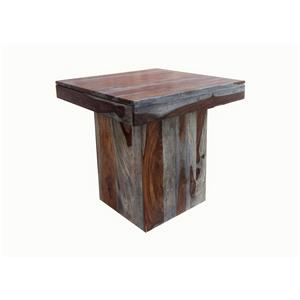Coast to Coast Imports Jadu Accents Zamora End Table