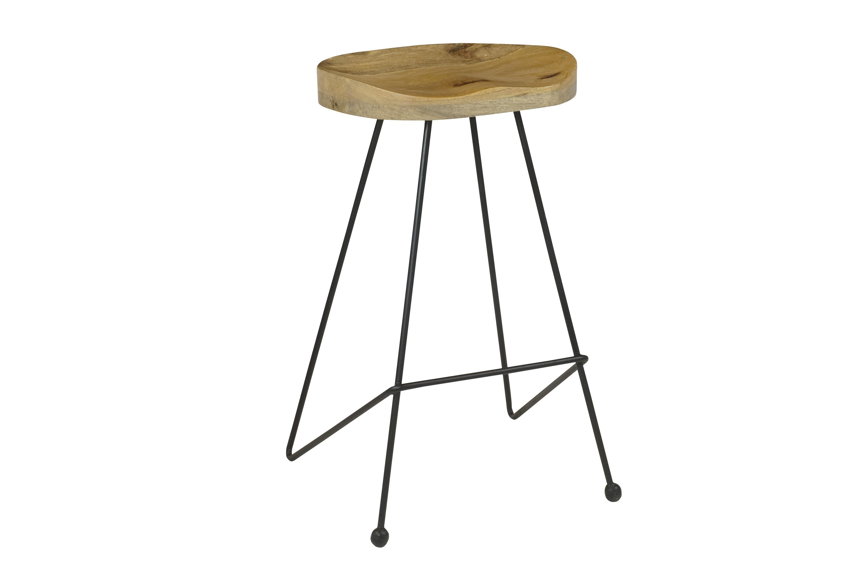 Coast to Coast Imports Jadu Accents Barstool - Item Number: 68255