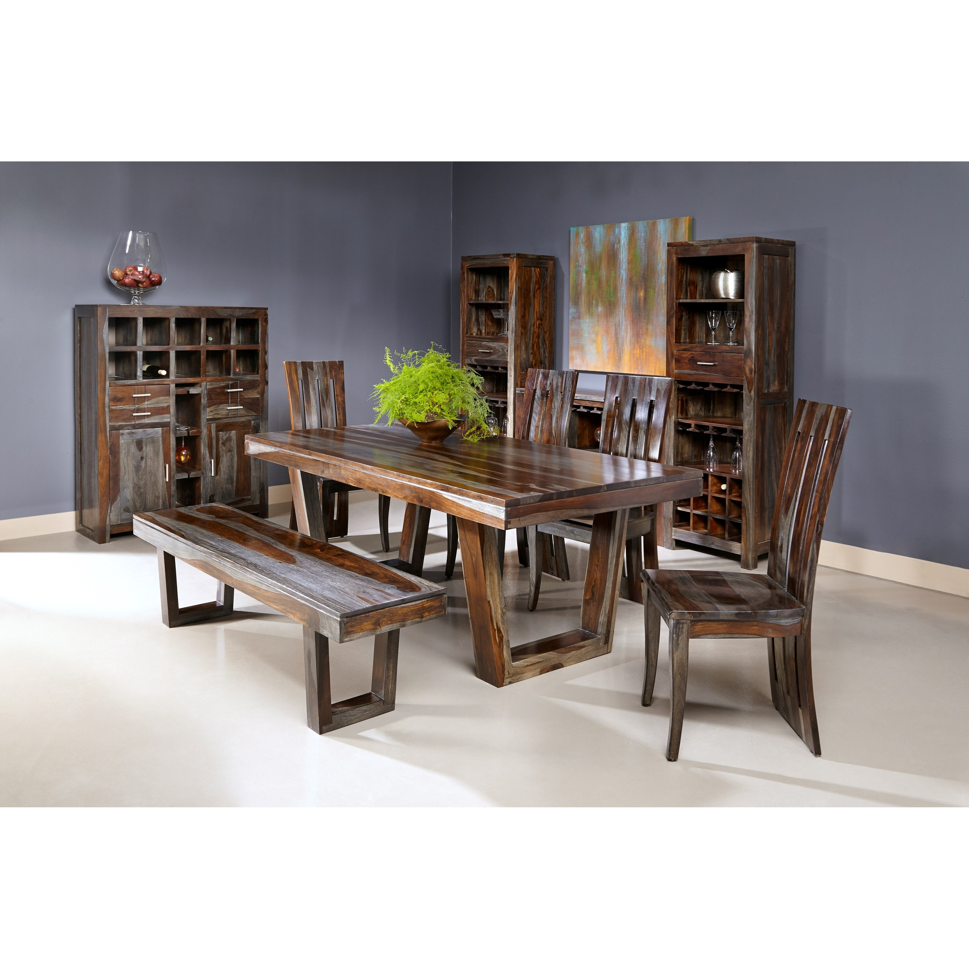 Coast to Coast Imports Grayson Dining Room Group  - Item Number: Dining Room Group 1