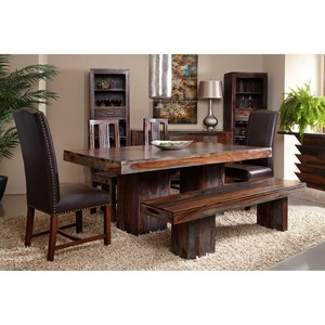 Coast to Coast Imports Grayson Dining Room Group