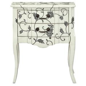 Morris Home Furnishings Lithuania Lithuania 2 Drawer Accent Table