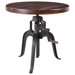 Coast to Coast Imports Liverpool Adjustable Bistro/Pub Table