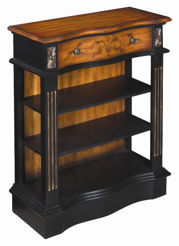 Coast to Coast Imports Occasional Accents 1 Drawer and 3 Shelf Bookcase - Item Number: 14047