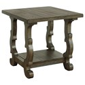 Coast to Coast Imports Orchard Park End Table - Item Number: 30427