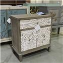 Coast to Coast Imports Clearance 1 Drawer & 2 Door Cabinet - Item Number: 020033610