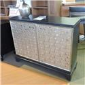 Coast to Coast Imports Clearance 2 Door Wine Cabinet - Item Number: 993360879