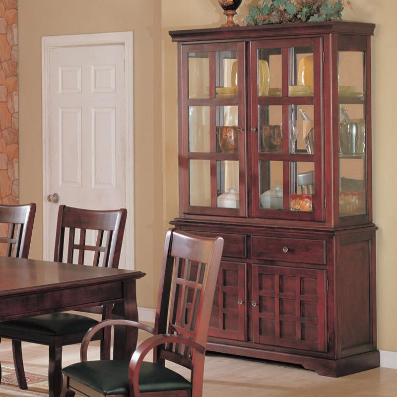 Coaster Newhouse China Cabinet - Item Number: 100504