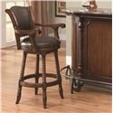 "Coaster 100670 29""H Bar Stool - Item Number: 100679"