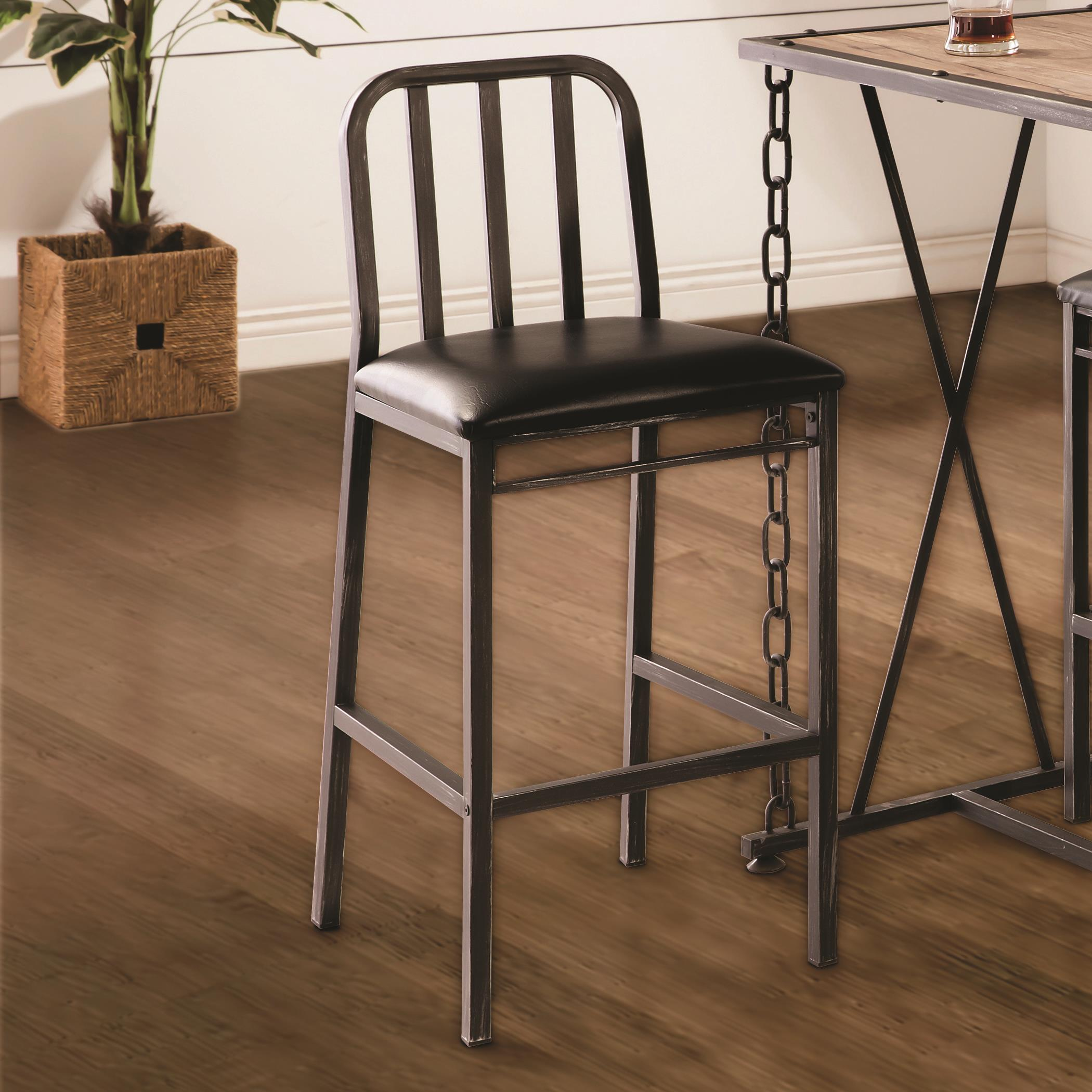 Coaster 10069 Bar Stool - Item Number: 100694