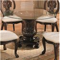 Coaster Tabitha Round Dining Table - Item Number: 101030
