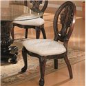 Coaster Tabitha Traditional Dining Side Chair - 101032