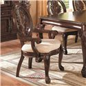 Coaster Tabitha Traditional Dining Arm Chair - 101033