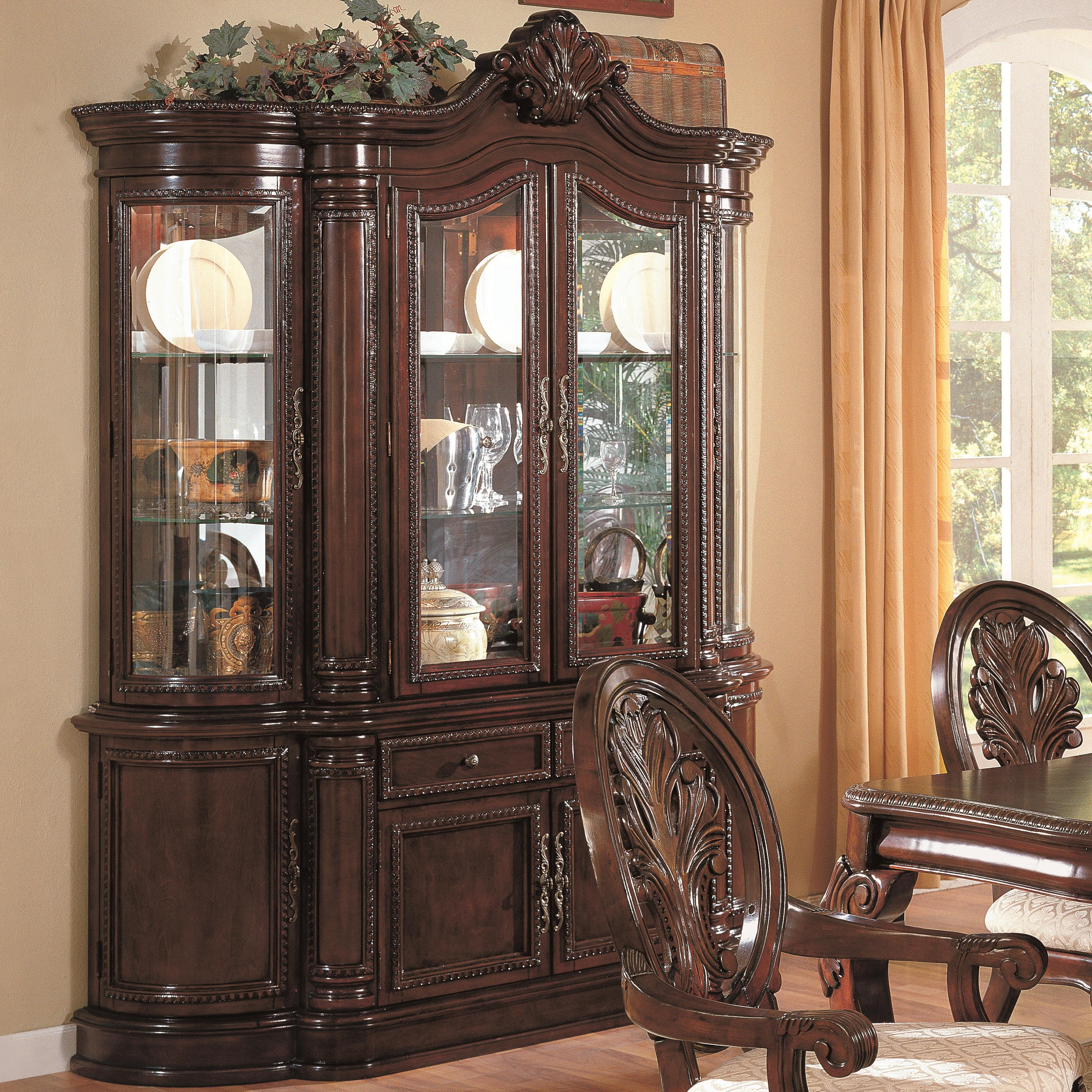 Coaster Tabitha China Cabinet - Item Number: 101034