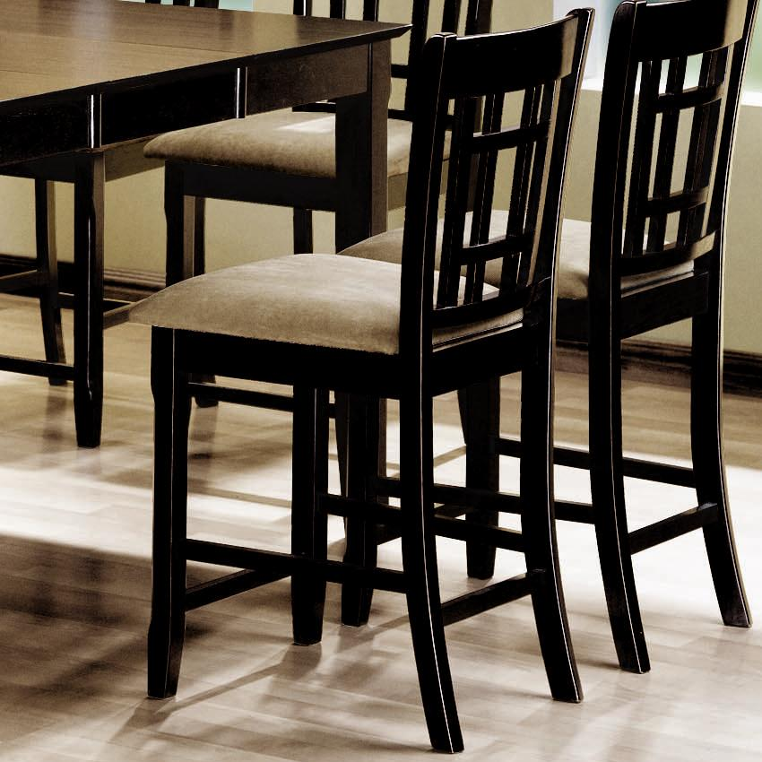 Geneva Counter Height Chair by Coaster Furniture at Del Sol Furniture