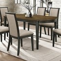Coaster Clarksville Dining Table - Item Number: 107821