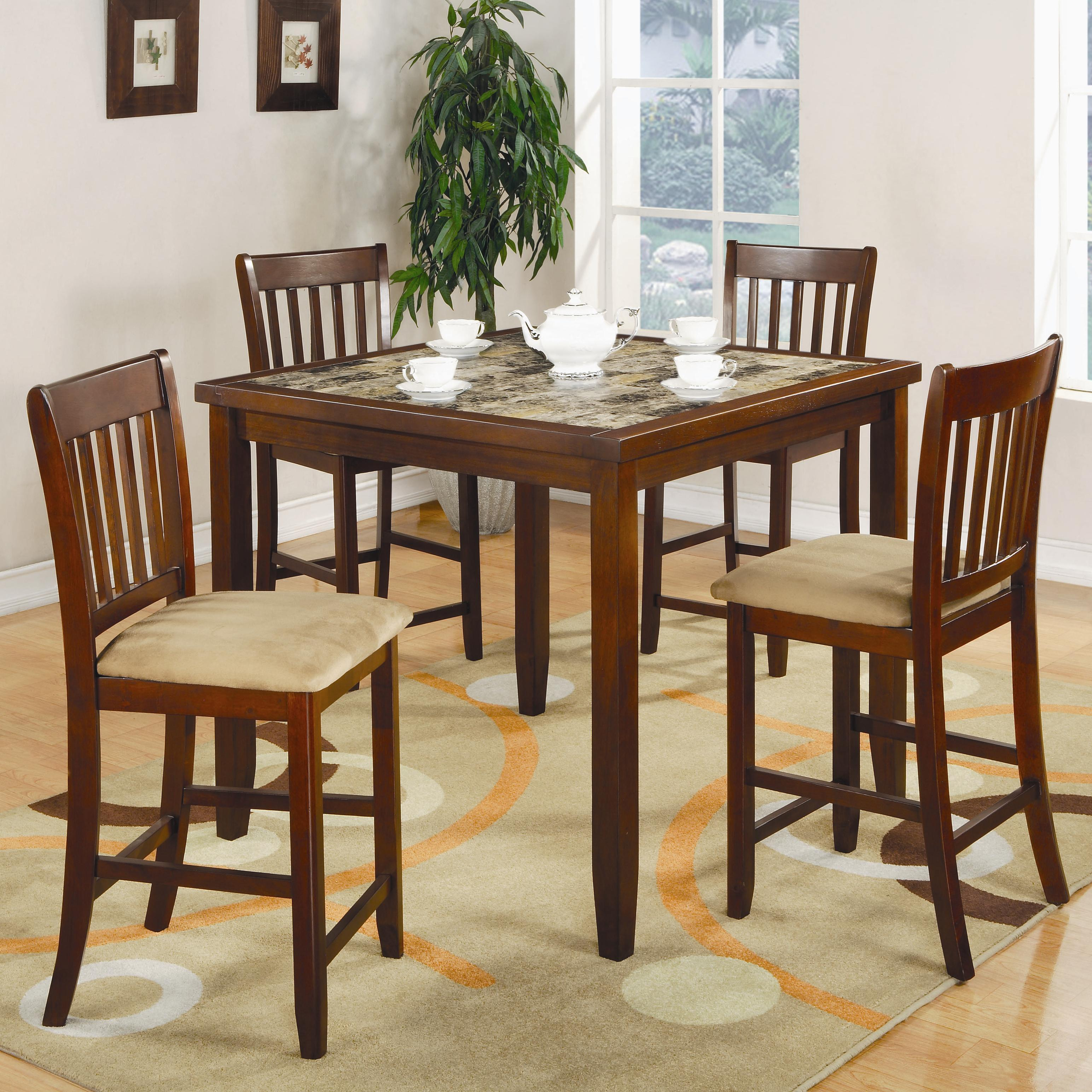 5 Piece Counter Height Set