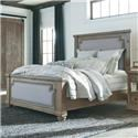 Coaster 20517 Queen Upholstered Bed - Item Number: 205171
