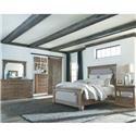 Coaster 20517 Queen bed