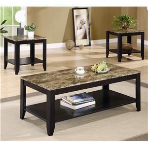 3 Piece Table Set