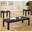 Coaster Occasional Table Sets Casual Three Piece Occasional Table Set - 700225