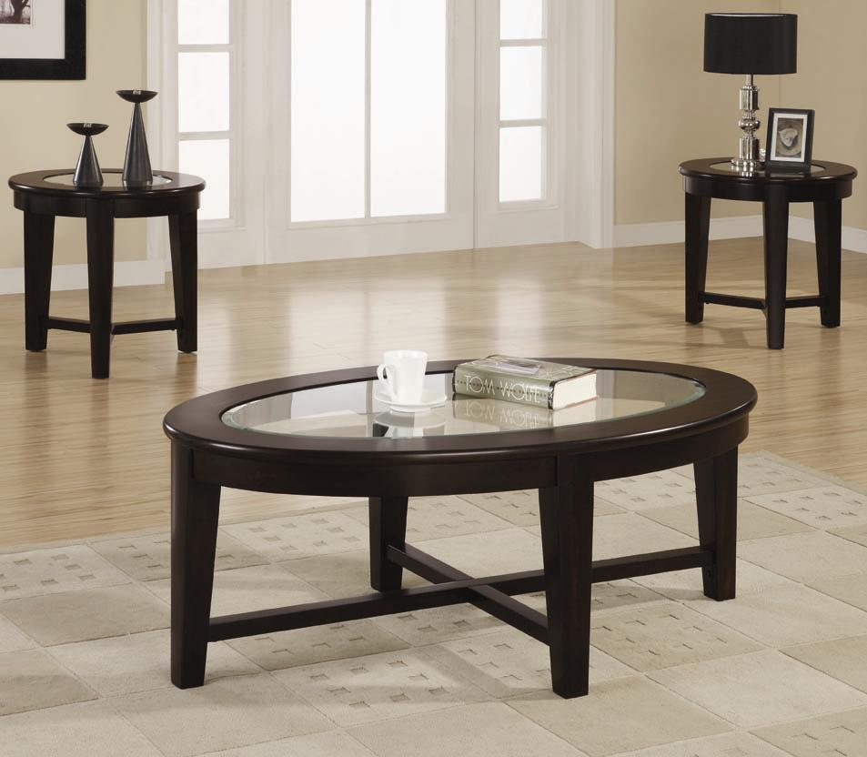Coaster Occasional Table Sets 3 Piece Table Set - Item Number 701511 & Coaster Occasional Table Sets 3 Piece Occasional Table Set with ...