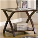 Coaster Occasional Table Sets Coffee Table and End Table Set - End Table, Part of 3 Piece Set