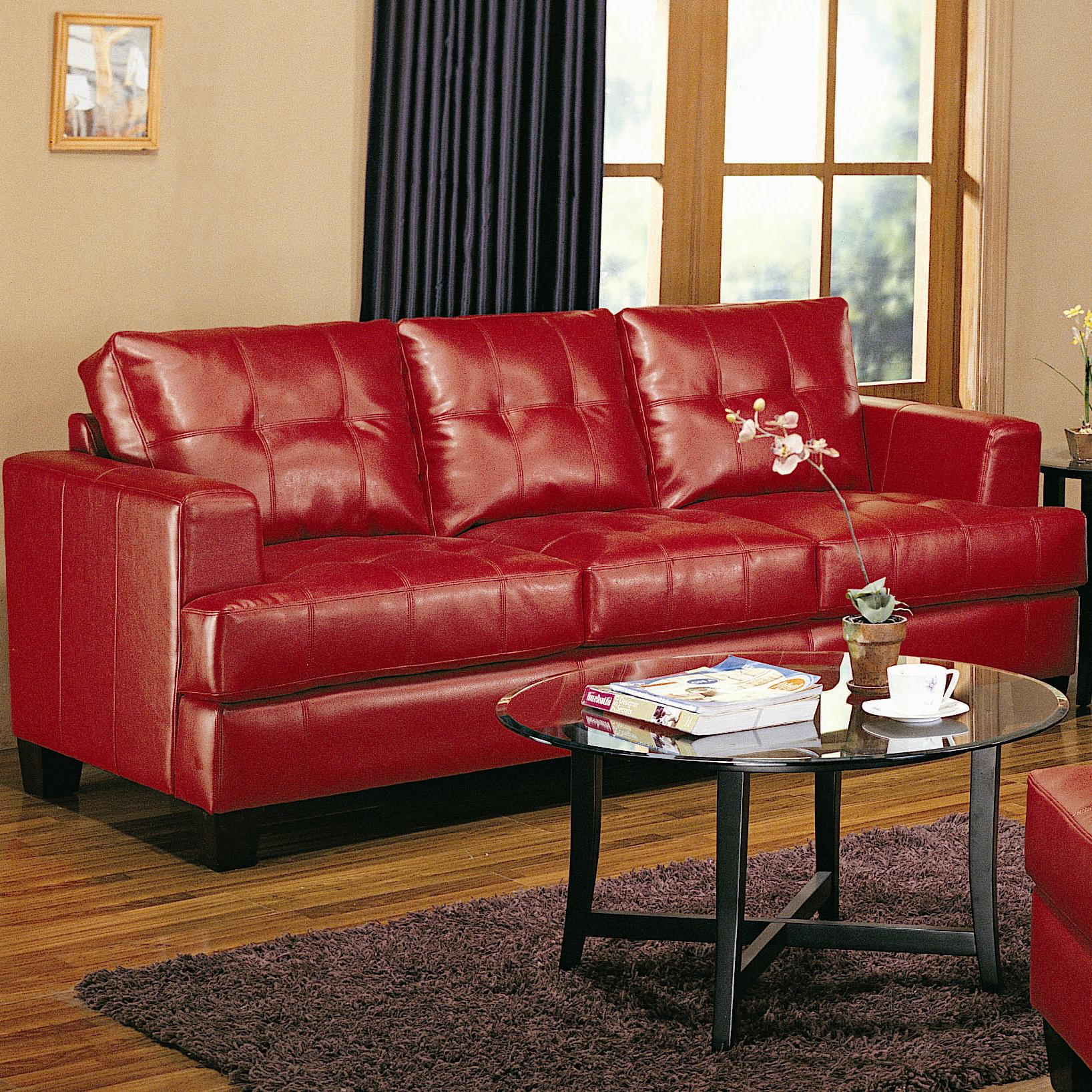 Coaster Samuel Sofa - Item Number: 501831