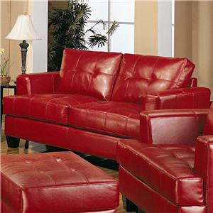 Coaster Samuel Love Seat