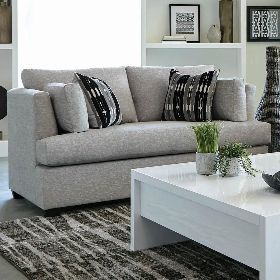 Lola Love Seat by Coaster at Nassau Furniture and Mattress