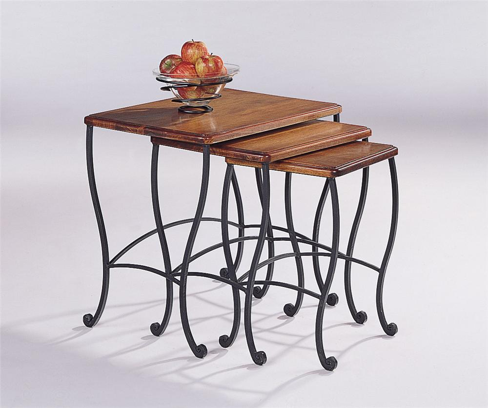 Coaster 5423 3 Piece Nesting Table Set - Item Number: 5423