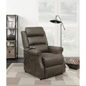 Coaster 6503 Power Lift Recliner for Recommended Height 5'4