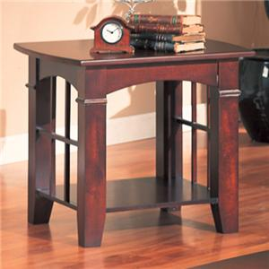 Coaster Abernathy End Table