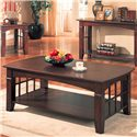 Collection # 2 Abernathy Coffee Table - Item Number: 700008