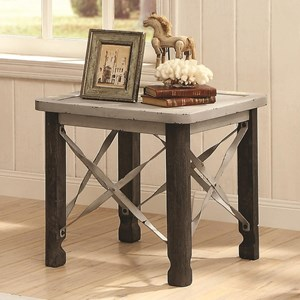 Coaster 700490 End Table
