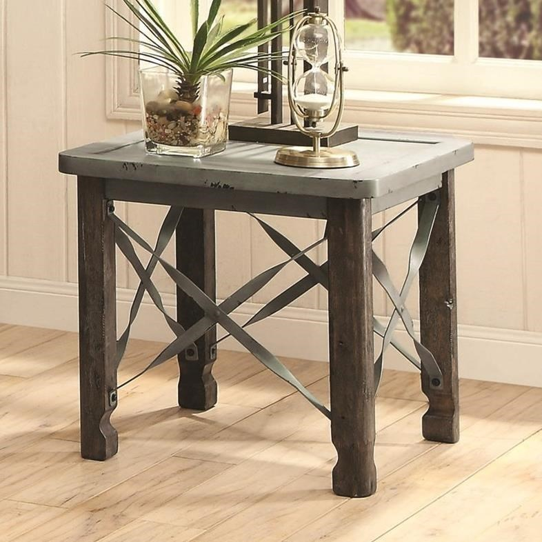 Coaster 700490 End Table - Item Number: 700494