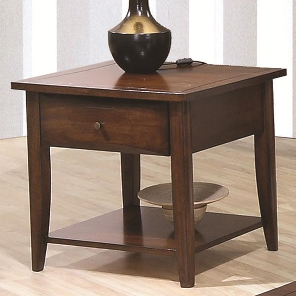 Coaster Whitehall End Table - Item Number: 700957