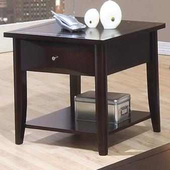 Coaster Whitehall End Table - Item Number: 700967