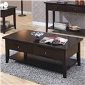 Coaster Whitehall Coffee Table - Item Number: 700968