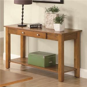 Coaster Occasional Group Sofa Table