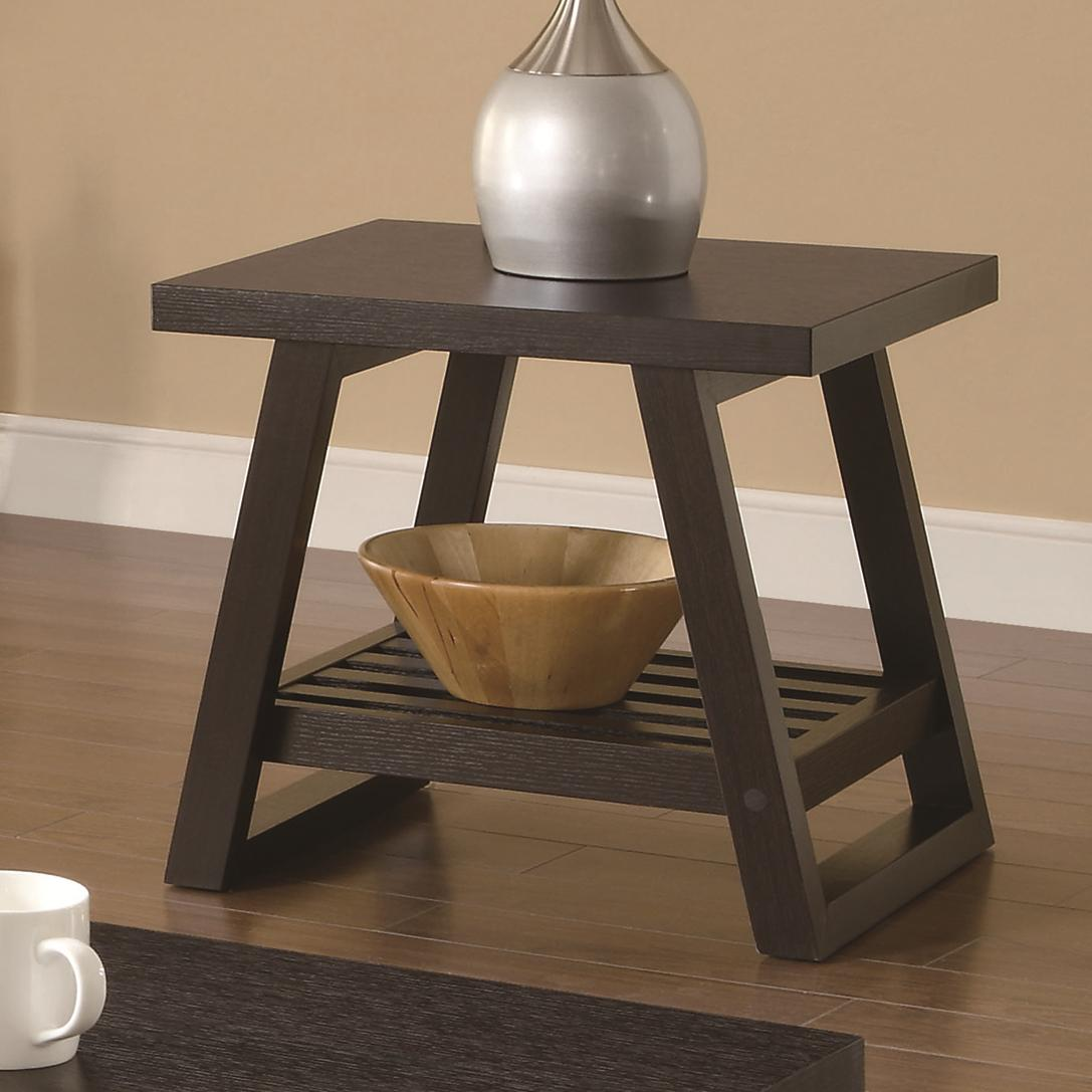 Occasional Group End Table by Coaster at Furniture Superstore - Rochester, MN
