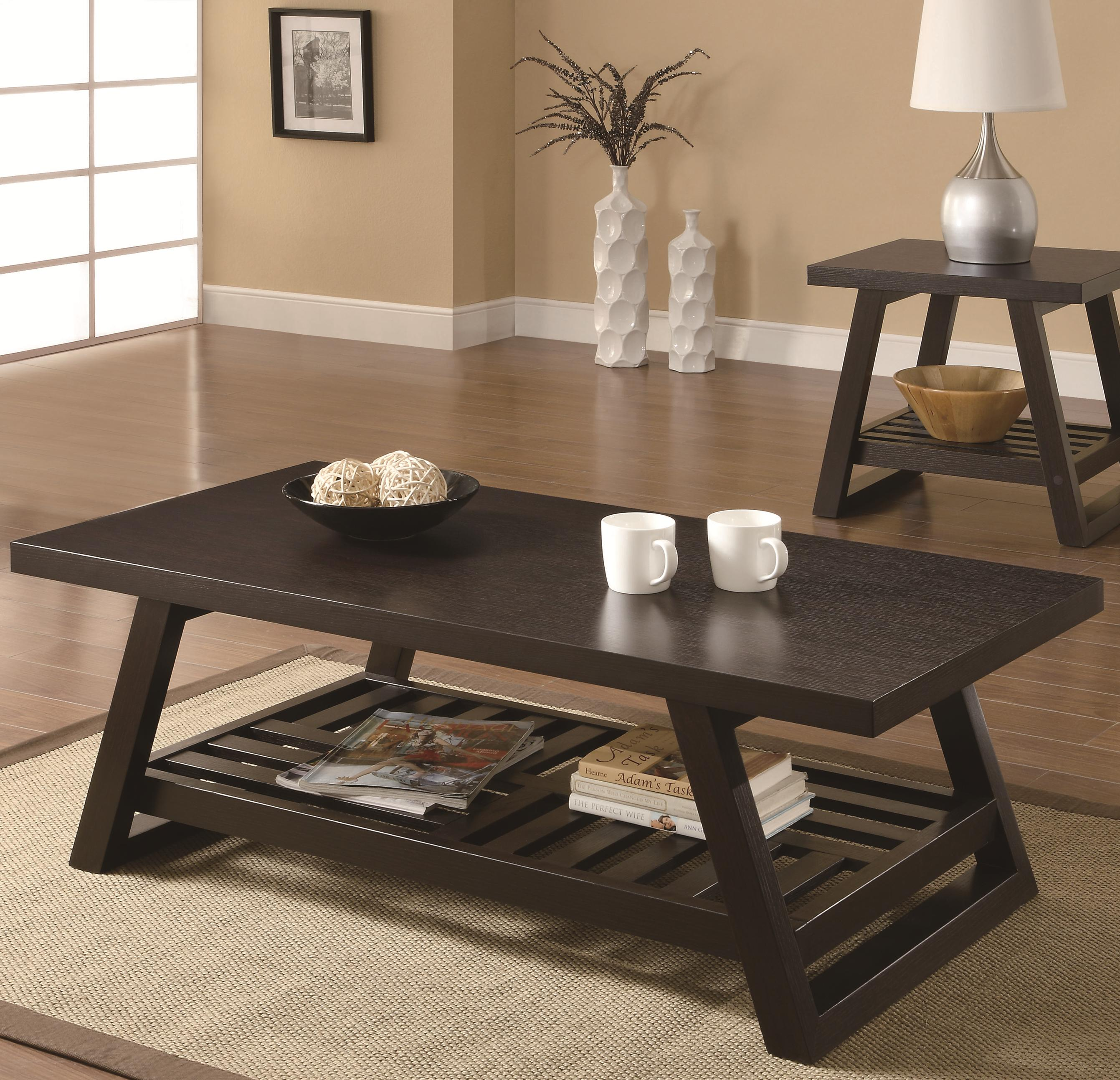 Coaster Occasional Group Coffee Table - Item Number: 701868