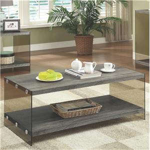 Coaster 70196 Coffee Table