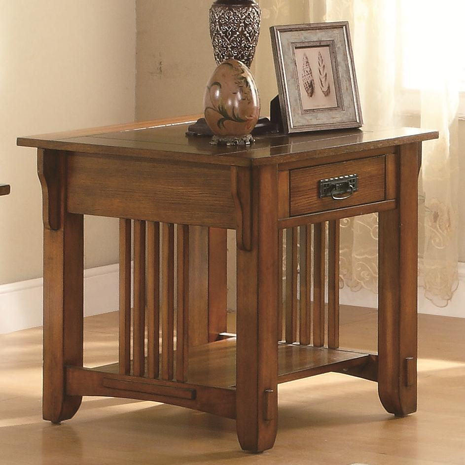 Coaster Occasional Group End Table - Item Number: 702007