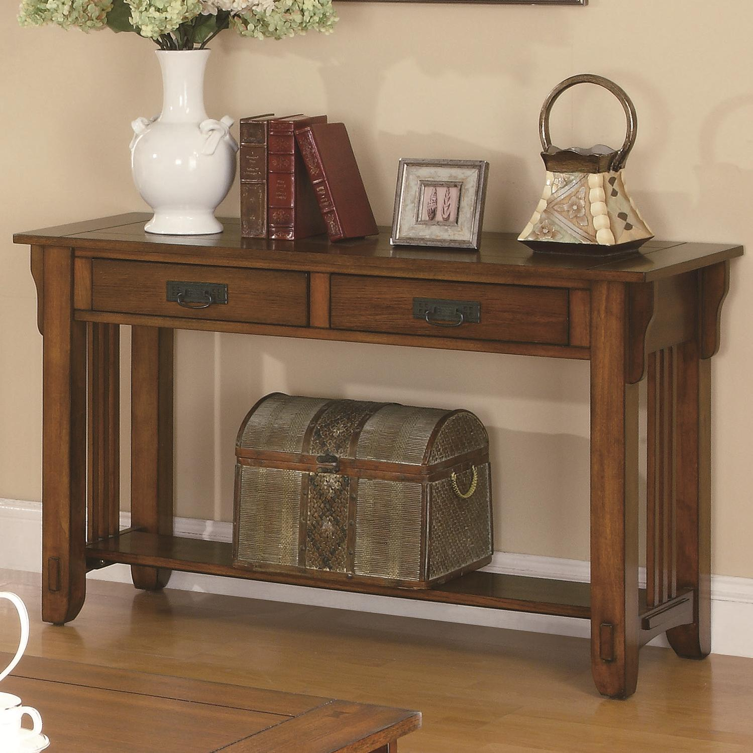 Coaster Occasional Group Sofa Table - Item Number: 702009