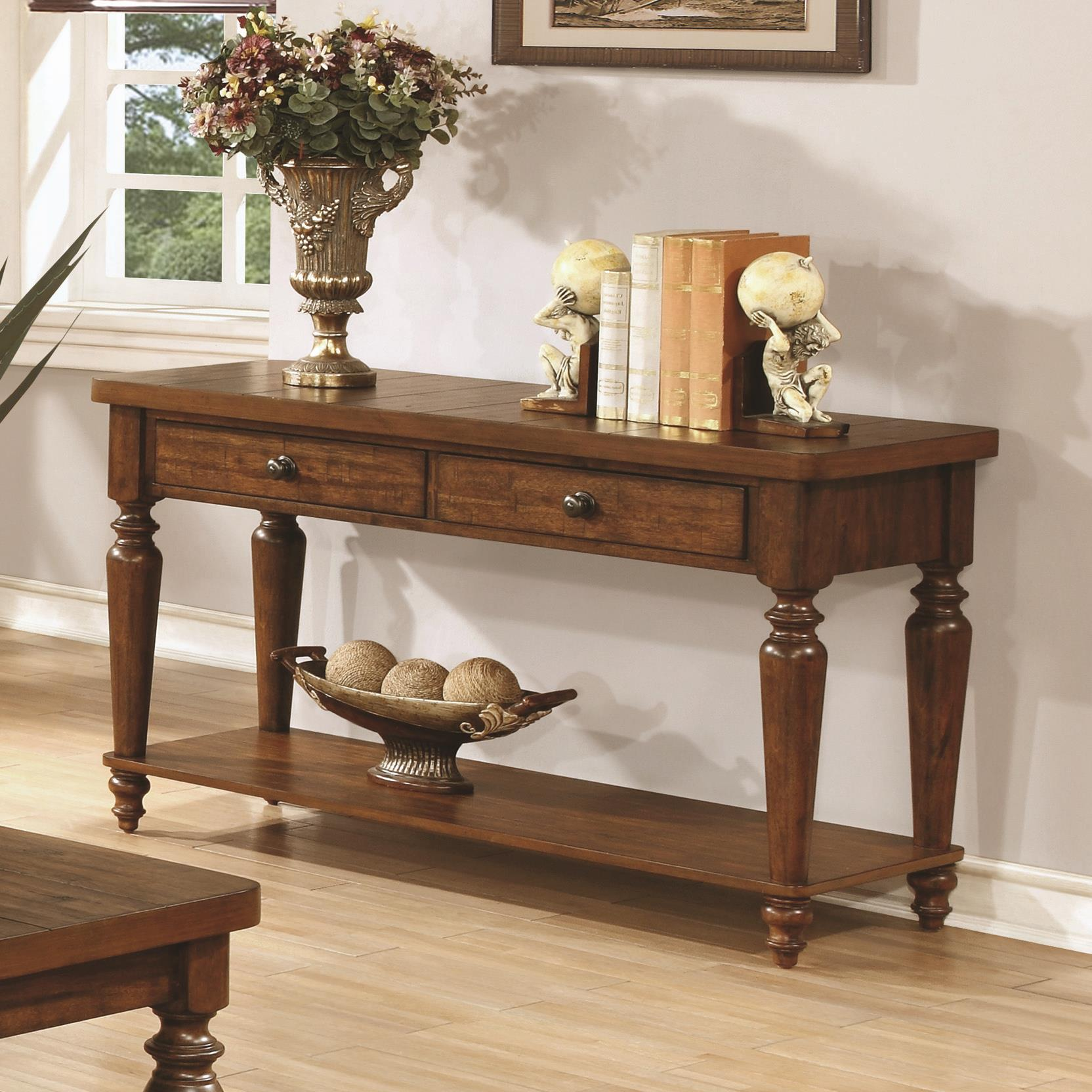 Coaster 70357 Sofa Table - Item Number: 703579
