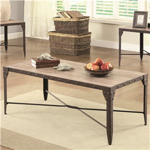 Coaster 70369 Coffee Table