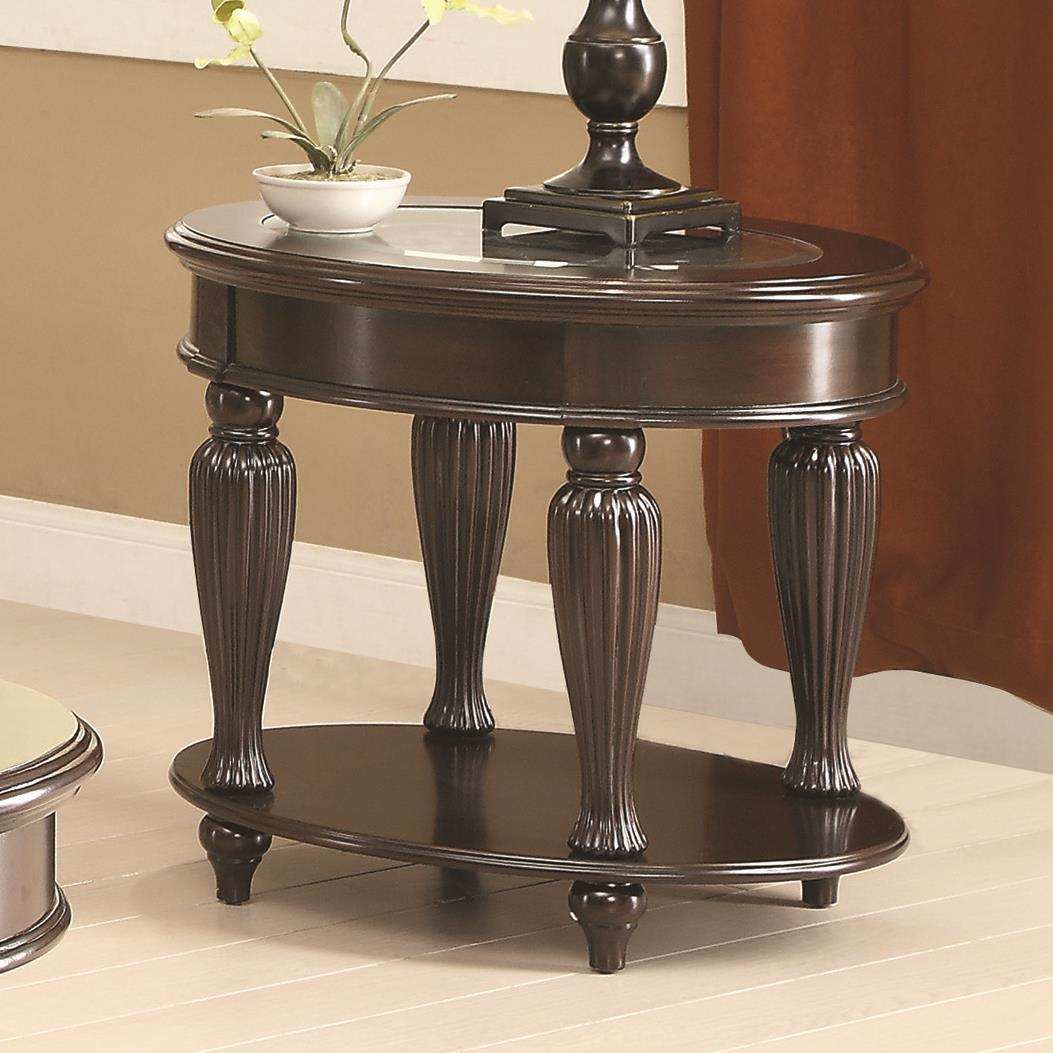 Coaster 70384 End Table - Item Number: 703847