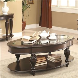 Coaster 70384 Coffee Table